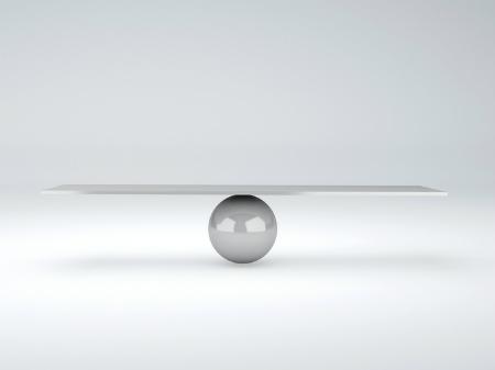 A balancing seesaw. Credit: nicomenijes
