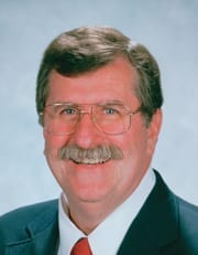 headshot image of Donald Wheeler
